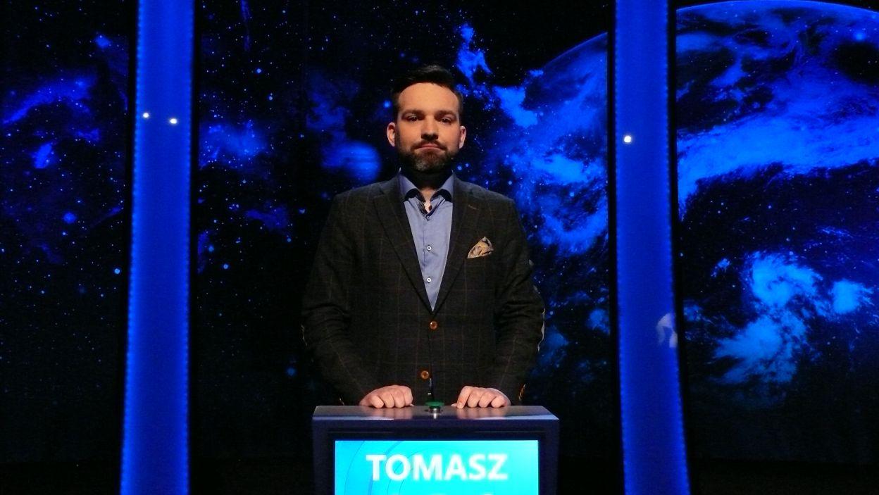 Tomasz Jałukowicz - zwycięzca 9 odcinka 112 edycji