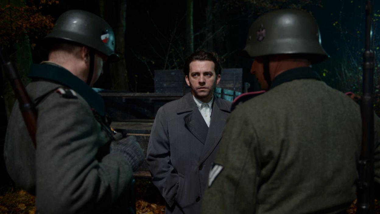 W kolejnym odcinku Wołoszański ujawni kulisy rozszyfrowania niemieckiej maszyny Enigma (fot. I. Sobieszczuk)