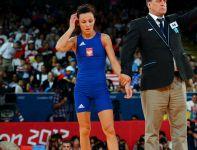 Iwona Matkowska, polska zapaśniczka (fot. Getty Images)