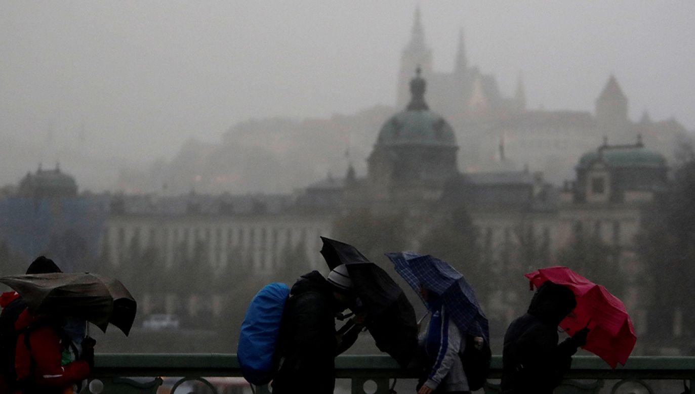 Praga, Czechy (fot. REUTERS/David W Cerny)