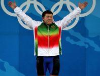 Andrej Aramnau – mistrz w kategorii 105 kg (fot. Getty Images)