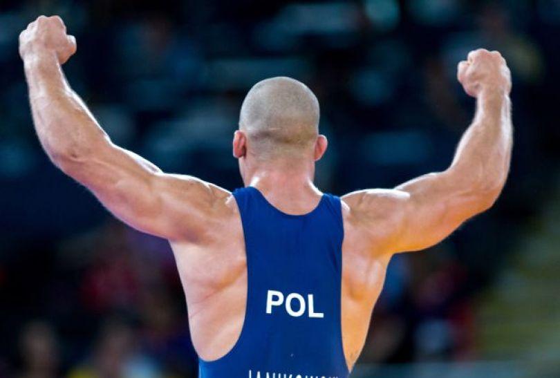 Damian Janikowski debiutował w Londynie na igrzyskach olimpijskich (fot. PAP)
