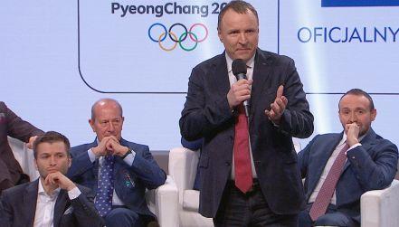 Jacek Kurski: będziemy wszędzie z naszymi sportowcami
