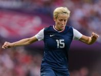 Megan Rapinoe (fot.Getty Images)