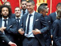 Wszystko jasne? Ronaldo do fanów: do zobaczenia!