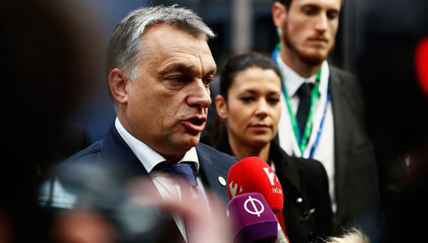 Vikto Orban podsumował ostatni rok rządów (fot. Dean Mouhtaropoulos/Getty Images)