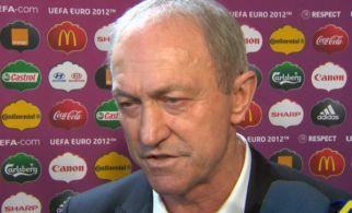 Smuda: każdy czuje już ciśnienie przed Euro