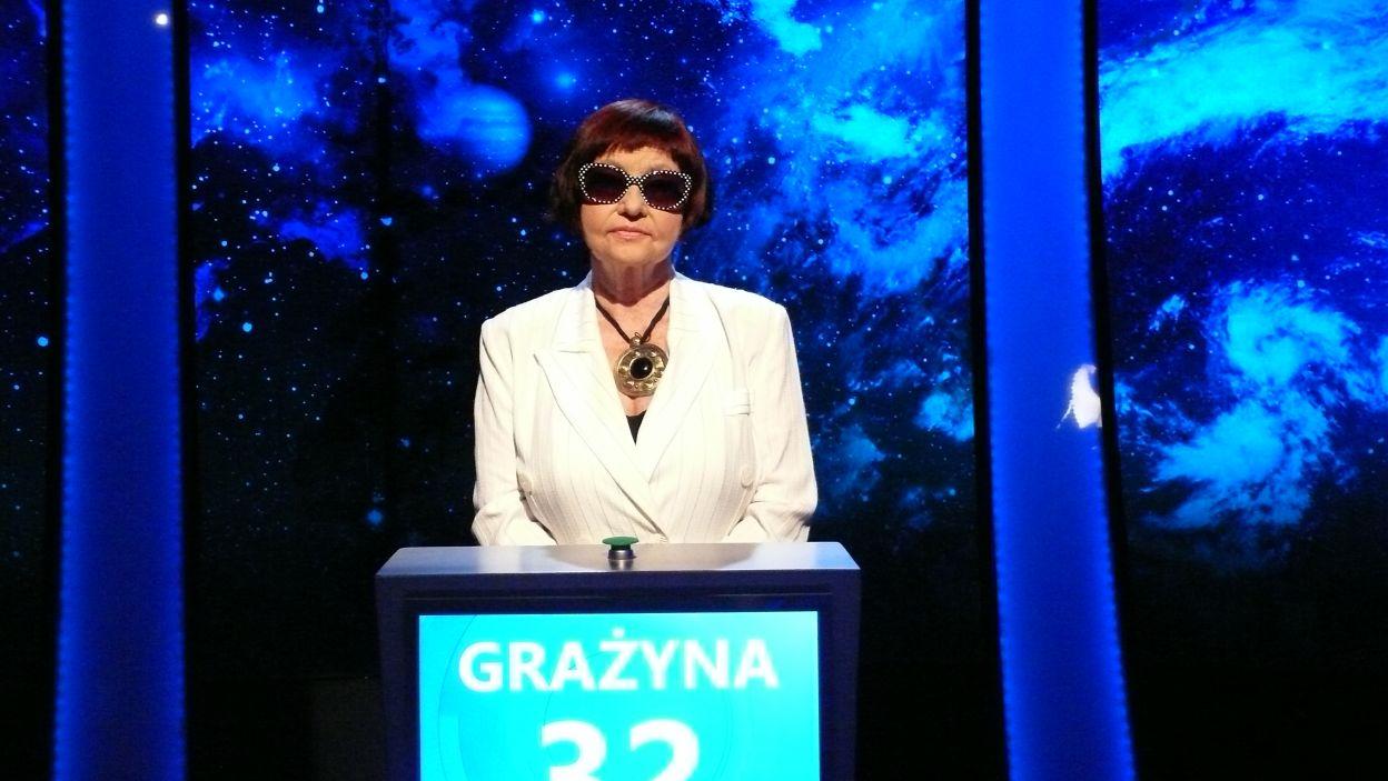 Grażyna Chrzanowska zwyciężyła 18 odcinek 107 edycji