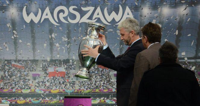 O Puchar Henri Delaunaya będzie rywalizowało 16 drużyn (fot. PAP/Bartłomiej Zborowski)