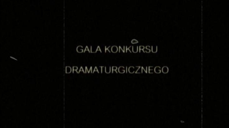 Gala Konkursu Dramaturgicznego