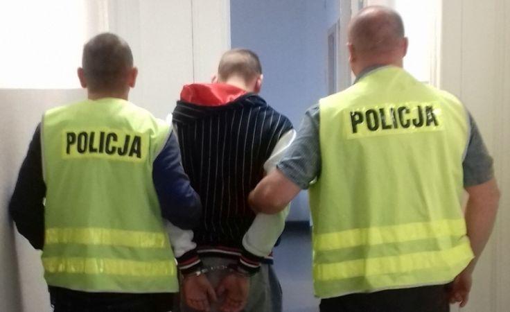 Mężczyźnie moze grozić do 15 lat więzienia