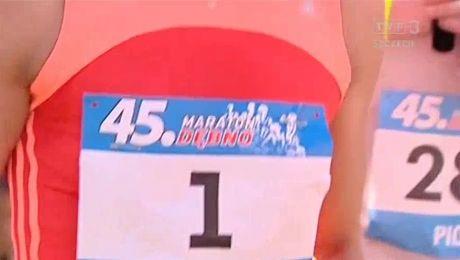 Telenotatnik - 45. Maraton Dębno