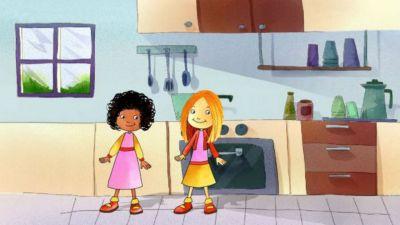 Milly i Molly – Ciocia Maude