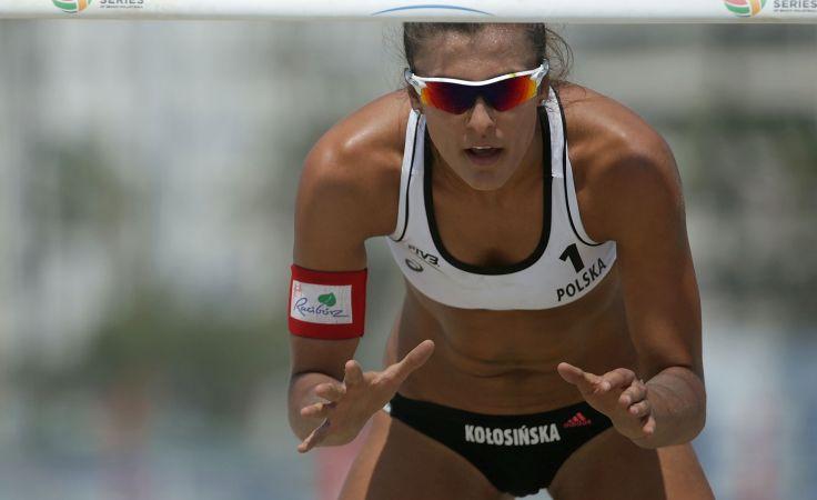 Kinga Kołosińska (fot. Getty Images)