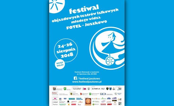 Festiwal objazdowych teatrów lalkowych młodego widza Fotel