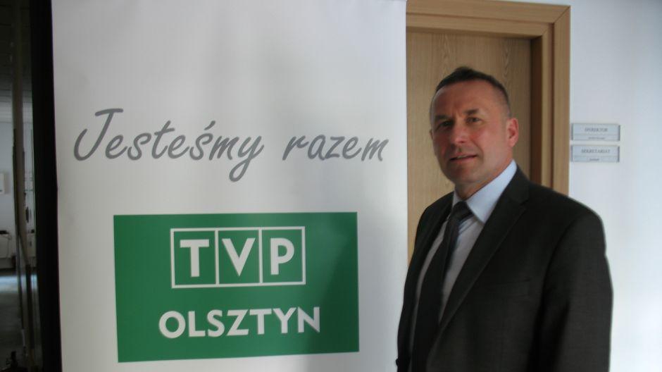 Tomasz Miętkiewicz, prezes Warmińsko-Mazurskiego Związku Piłki Nożnej.