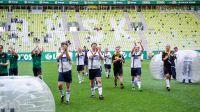 Mecz charytatywny TVP vs. Gwiazdy Trójmiasta dla Pomorskiego Hospicjum dla Dzieci