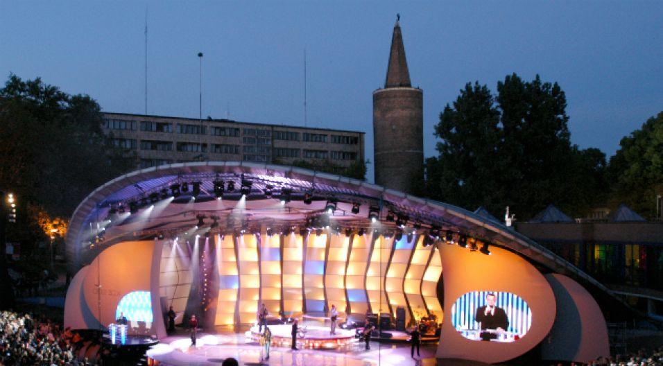 Amfiteatr w Opolu (fot. TVP)