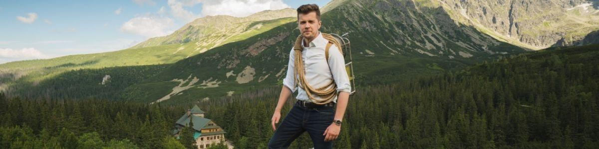 """""""Podróże z historią"""" - odc. 26: Na ratunek w górach"""