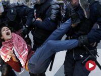 Starcia z policją na ulicach Paryża. Ponad 200 osób zatrzymanych