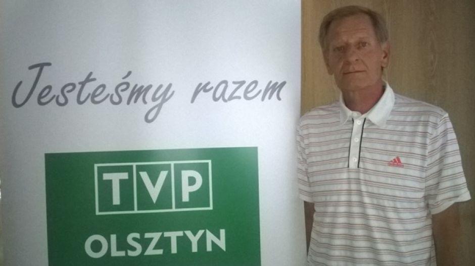 Piotr Koczan, organizator turnieju Koczan Beach Volleyball