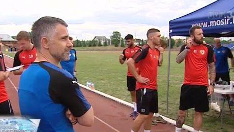Piłkarze Korony Kielce rozpoczęli przygotowania do sezonu