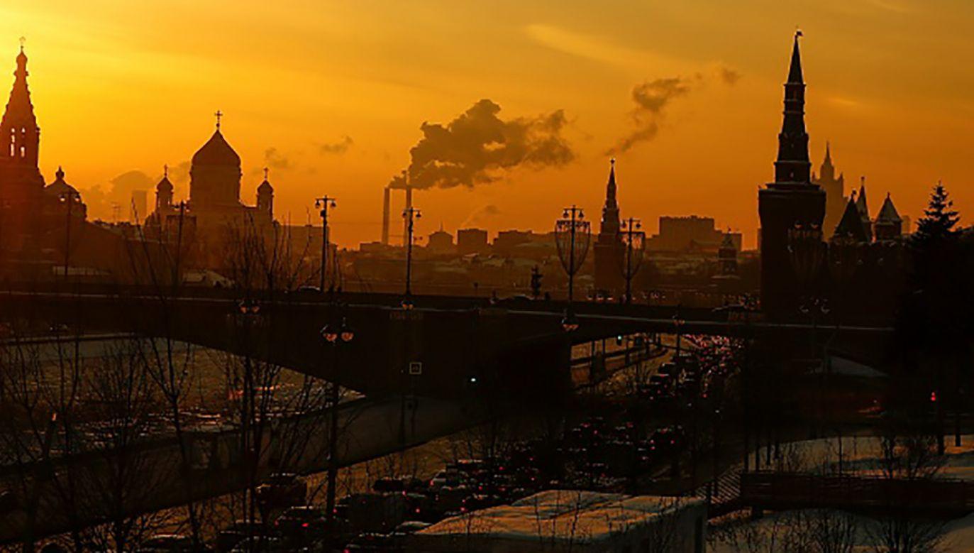 Siergiej Ławrow oświadczył, że działania Londynu nastawione są na pogorszenie stosunków (fot. Sefa Karacan/Anadolu Agency/Getty Images)