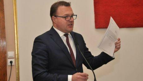 Fot: Oficjalny profil Radosława Witkowskiego w serwisie Facebook