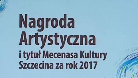 Telenotatnik - Nagroda artystyczna miasta Szczecin
