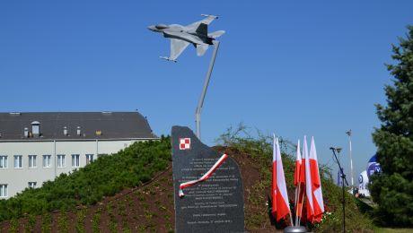Obchody 10. rocznicy Służby F16 w Siłach Powietrznych RP, oraz Święta 31. BLT Poznań–Krzesiny