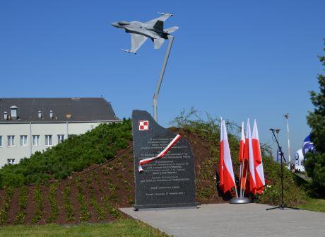 Obchody 10. rocznicy Służby F16 w Siłach Powietrznych RP oraz Święta 31. BLT Poznań–Krzesiny
