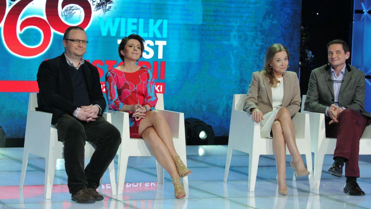 Do rundy finałowej trafiły dwie najmocniejsze drużyny (fot. TVP/K.Kurek)
