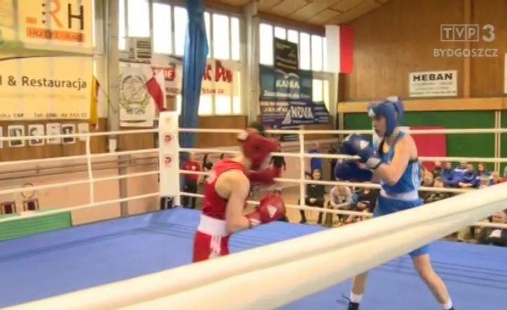 Skandal podczas mistrzostw Polski kobiet w boksie w Grudziądzu