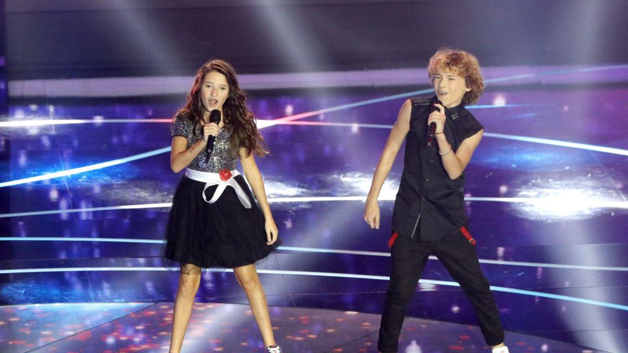 Izraelski duet – Shira i Tim (fot. Andres Putting/EBU)