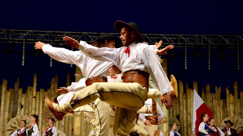 49. Międzynarodowy Festiwal Folkloru Ziem Górskich (fot. Mariusz Suss) - 3