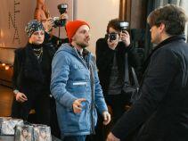 Bójka przy fanach? Małecki umie bronić prawdy i... kobiety (fot. Mateusz Wiecha/TVP)