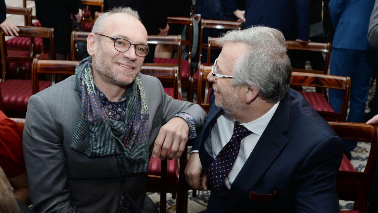 Spektakl wyreżyserował Krzysztof Lang (fot. Jan Bogacz/TVP)