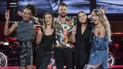 The Voice of Poland IX seria: Live, odc. 15