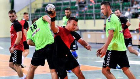 Elblążanie pokonali drużynę z Malborka (fot. facebook.com/KSMebleWojcikElblag)