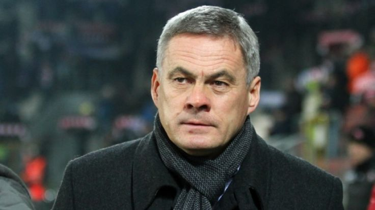 Jacek Zieliński, fot. cracovia.pl