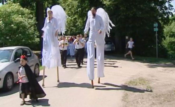 Anielska wieś obchodziła jubileusz 700-lecia