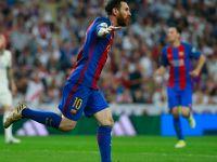 Barcelona wygrała w El Clasico. Messi znowu wielki
