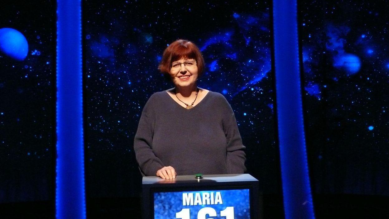 Maria Wróbel - zwyciężczyni 2 odcinka 99 edycji
