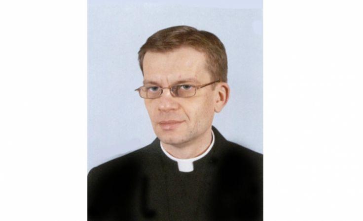 Ksiądz dr Rafał Misiak