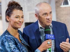 Anna Popek i Michał Olszański (fot. Agencja Forum)