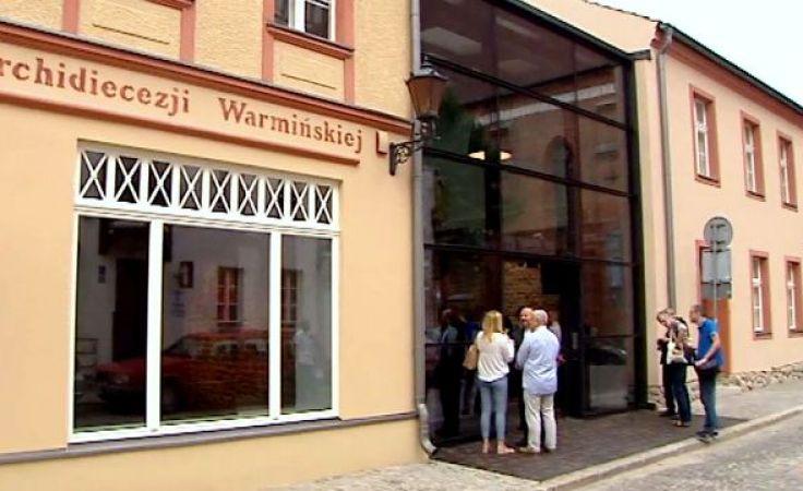 Muzeum mieści się w odrestaurowanych kamienicach przy ulicy św. Barbary
