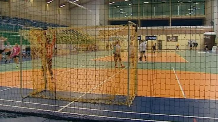 Piłkarki Startu przegrały na inaugurację z Vistalem Gdynia