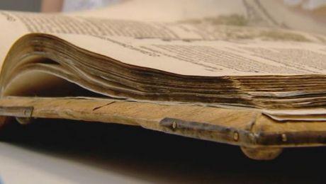 Wśród zbiorów biblioteki są liczące kilkaset lat rękopisy, inkunabuły czy starodruki