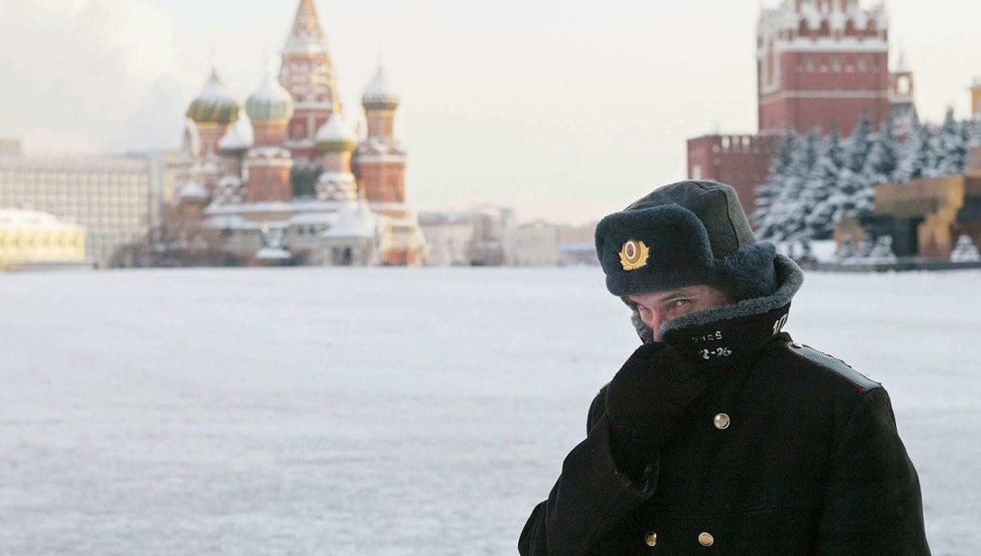 Wielu polityków i publicystów wskazuje, że Rosja może stać za częścią prowokacji w sporze pomiędzy Polską i Izraelem (fot. Oleg Nikishin/Getty Images)