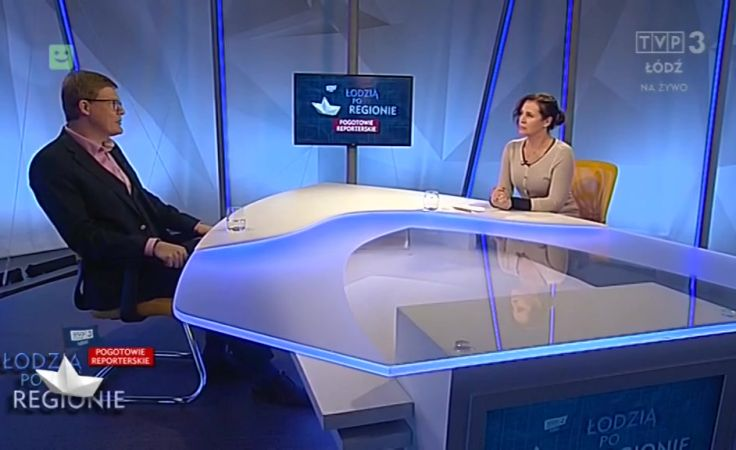 Fot.TVP3 Łódź